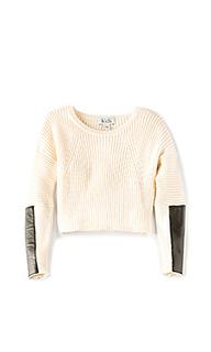 Укороченный свитер - Autumn Cashmere Kids