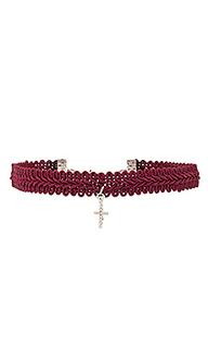 Чокер kate modele lace - Natalie B Jewelry