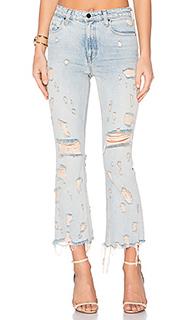 Прямые джинсы grind stratch - DENIM x ALEXANDER WANG
