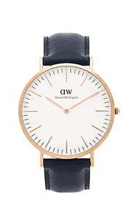 Часы classic somerset 40mm - Daniel Wellington