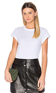 High twist fitted bodysuit - T by Alexander Wang