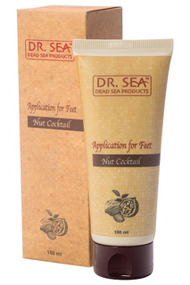 Аппликация для ног 100 мл DR.SEA