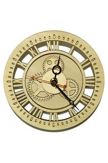 """Часы """"Деревянный механизм"""" W-ERA"""