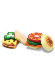 """""""Готовь и играй"""" Сэндвич Melissa & Doug"""