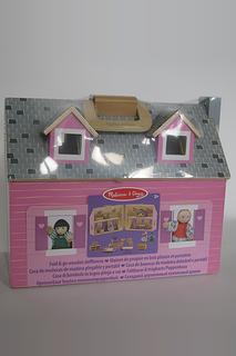 Дом для кукол Melissa & Doug