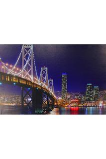 Картина «Огни мегаполиса» BRADEX