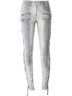 джинсы со шнуровкой по бокам Faith Connexion