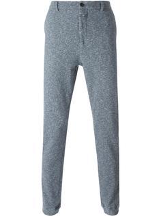 брюки с эластичными манжетами Closed