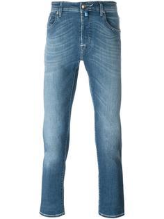 выбеленные джинсы  Jacob Cohen