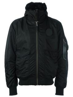 куртка с капюшоном  Marcelo Burlon County Of Milan