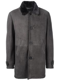 замшевое пальто Desa Collection