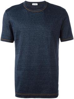 футболка с декоративной строчкой Dolce & Gabbana Underwear