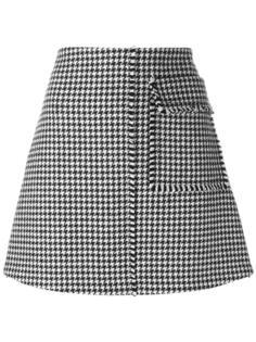 юбка А-образного кроя   J.W.Anderson