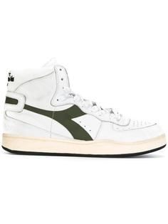 lace-up hi-top sneakers Diadora