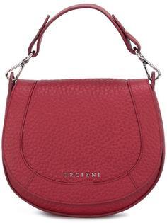 сумка-тоут на цепочке Orciani