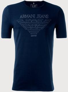 logo print T-shirt Armani Jeans