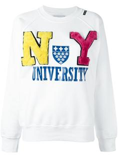 толстовка 'NY University' Forte Couture