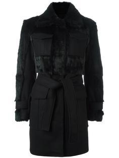 пальто с поясом Sonia By Sonia Rykiel