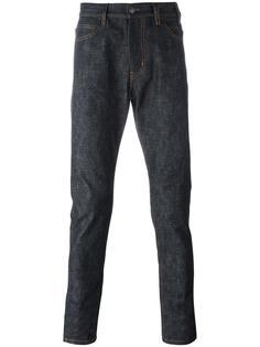 узкие джинсы Jil Sander