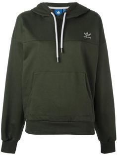 толстовка с вышитым логотипом Adidas