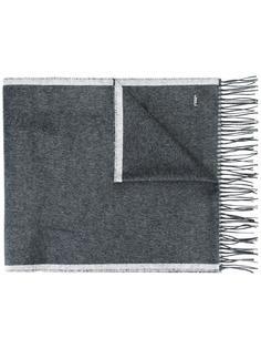шарф с бахромой Dior Homme