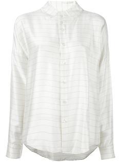 полосатая рубашка Lucio Vanotti