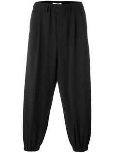 брюки с эластичными щиколотками Lucio Vanotti