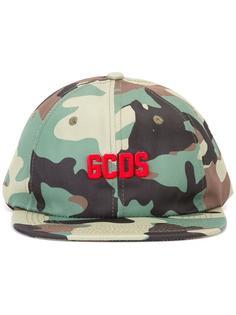 кепка с нашивкой-логотипом Gcds