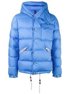 дутая куртка с капюшоном Moncler