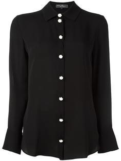 блузка с расклешенными манжетами Salvatore Ferragamo
