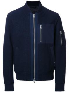 классическая куртка-бомбер Gant Rugger