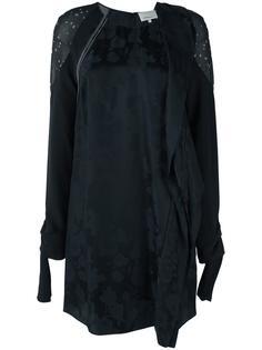 жаккардовое платье с цветочным принтом 3.1 Phillip Lim