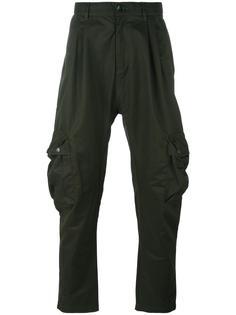 зауженные брюки карго  Adidas Originals