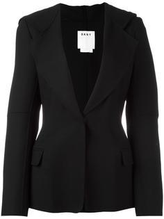 пиджак с капюшоном DKNY