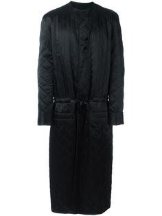 пальто с шалевыми лацканами Haider Ackermann