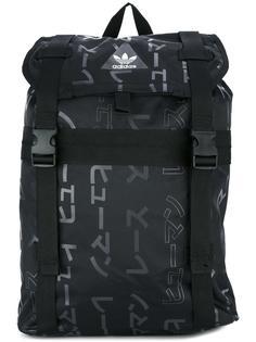 рюкзак с принтом 'Hu Race'  Adidas Originals