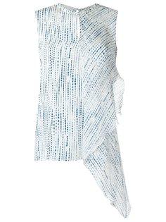 printed blouse Egrey