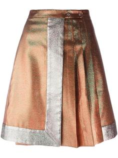 pleated front skirt Marco De Vincenzo