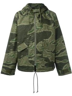 куртка с камуфляжным рисунком 'Season 3' Yeezy