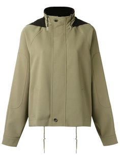 hooded jacket Egrey
