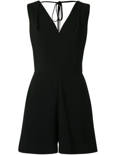 v neck playsuit Andrea Marques