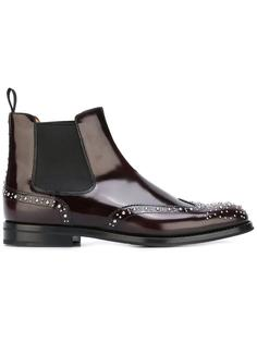 studded chelsea boots Church's