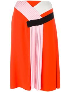 pleated detail skirt Emilio Pucci