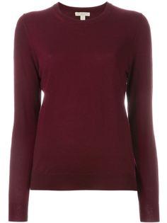 свитер с локтевыми заплатками Burberry Brit
