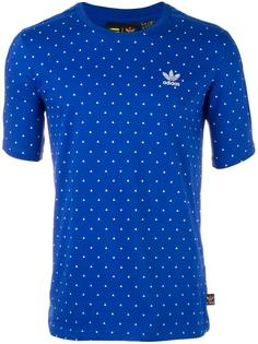 футболка с принтом 'Hu Race' Adidas Originals