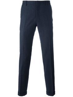 узкие костюмные брюки Paul Smith