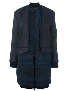 layered coat Rossella Jardini