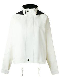 hooded jacket Egrey