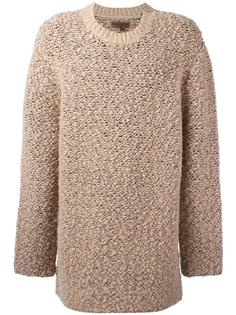 Season 3 oversized teddy boucle sweater Yeezy