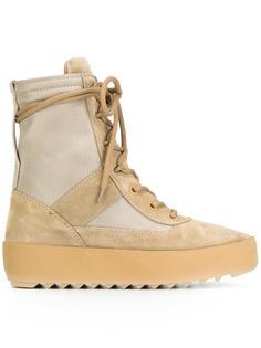 ботинки Season 3 в стиле милитари Yeezy